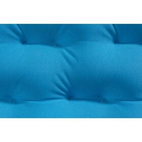 Big Agnes Insulated Q-Core Deluxe Materassino Normale 51x183cm, turquoise